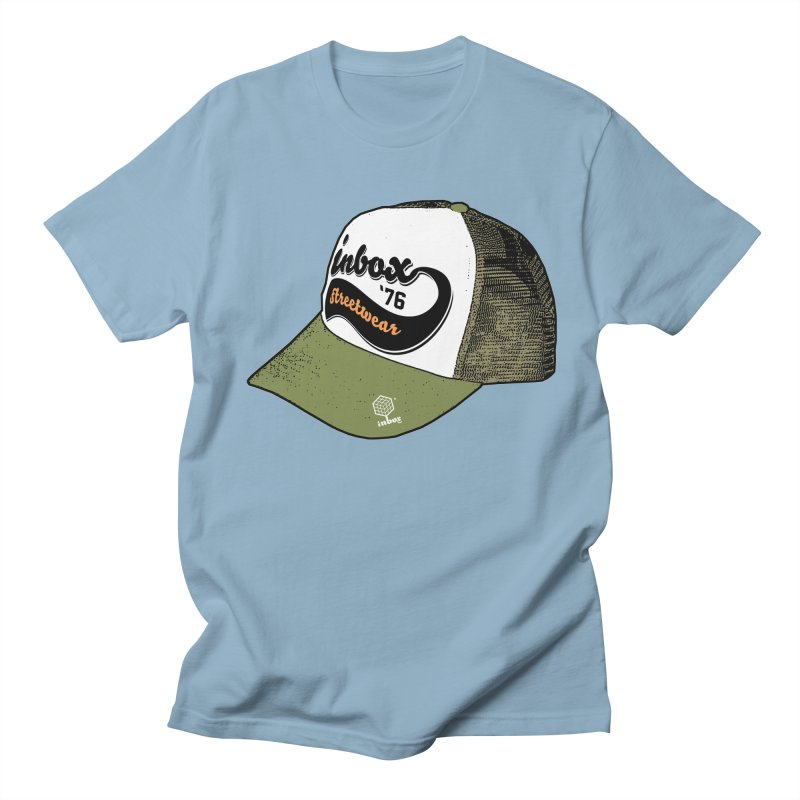 inbox army mother trucker Men's T-Shirt by inboxstreetwear's Shop