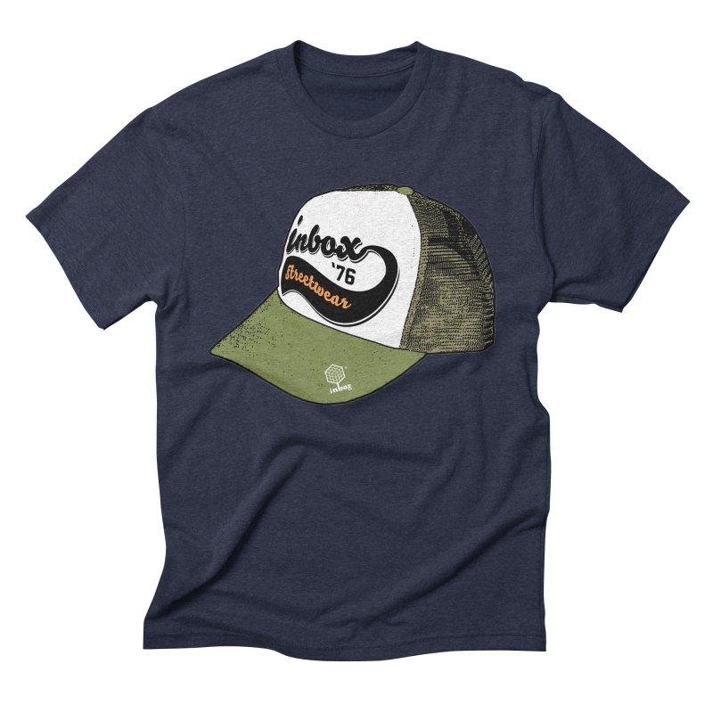 inbox army mother trucker Men's Triblend T-Shirt by inboxstreetwear's Shop