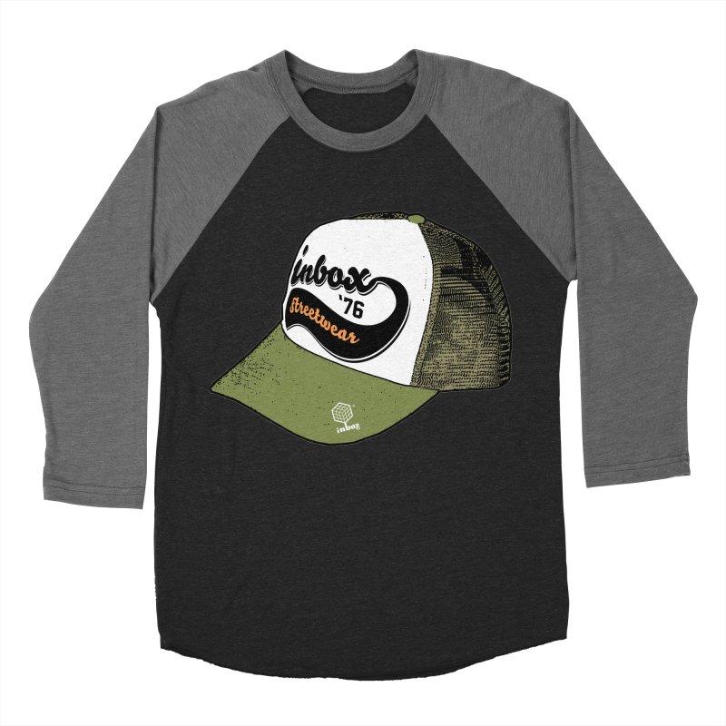 inbox army mother trucker Women's Baseball Triblend T-Shirt by inboxstreetwear's Shop