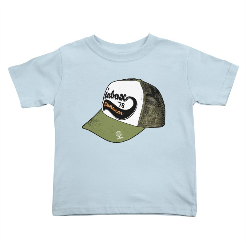 inbox army mother trucker Kids Toddler T-Shirt by inboxstreetwear's Shop