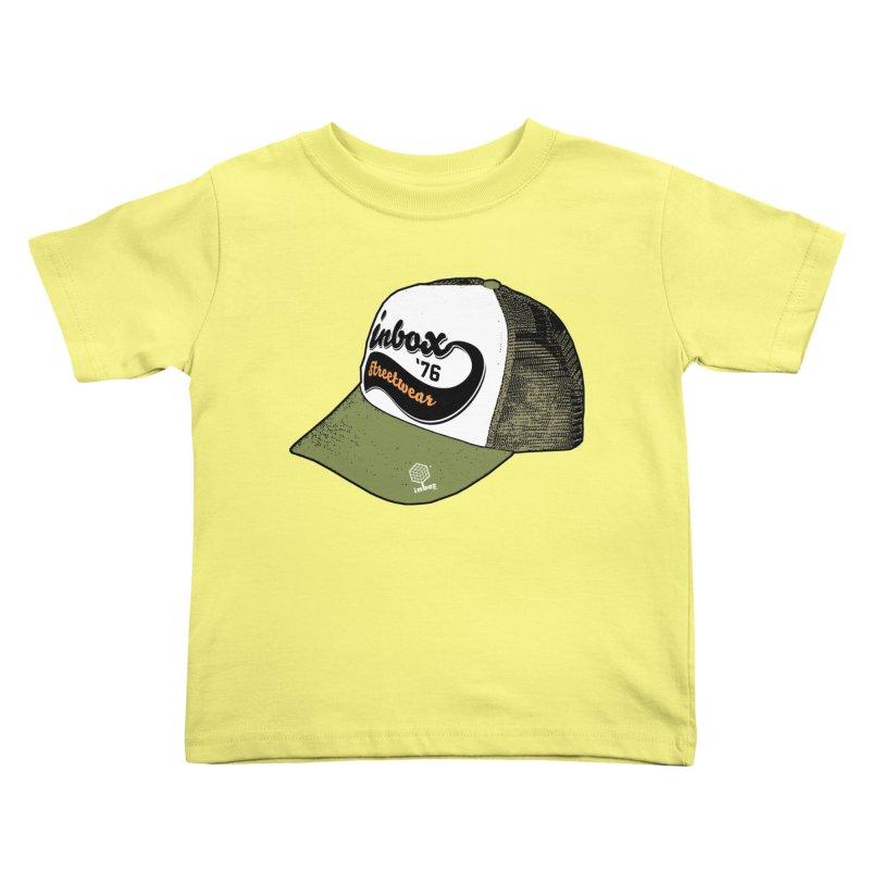 inbox army mother trucker Kids Toddler T-Shirt by inboxstreetwear's Shop