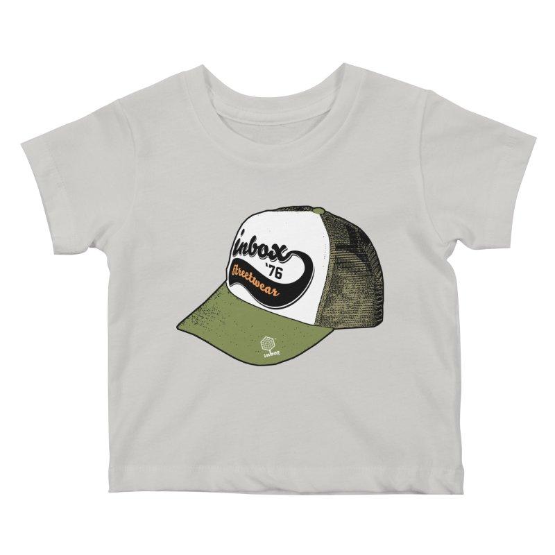 inbox army mother trucker Kids Baby T-Shirt by inboxstreetwear's Shop