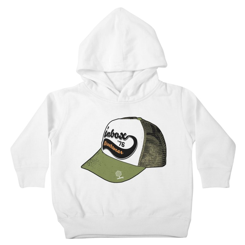 inbox army mother trucker Kids Toddler Pullover Hoody by inboxstreetwear's Shop