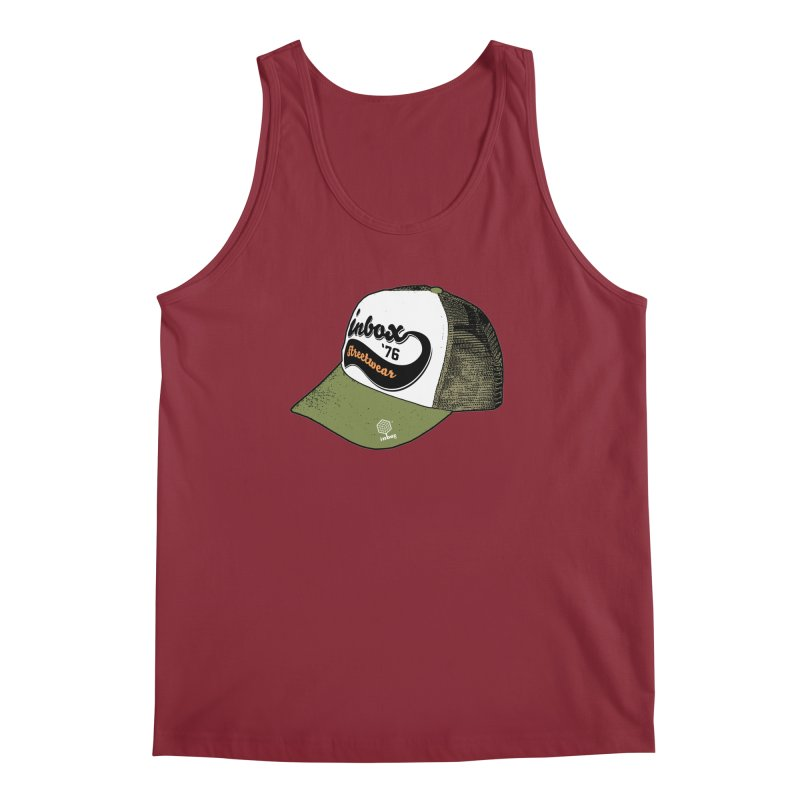 inbox army mother trucker Men's Tank by inboxstreetwear's Shop