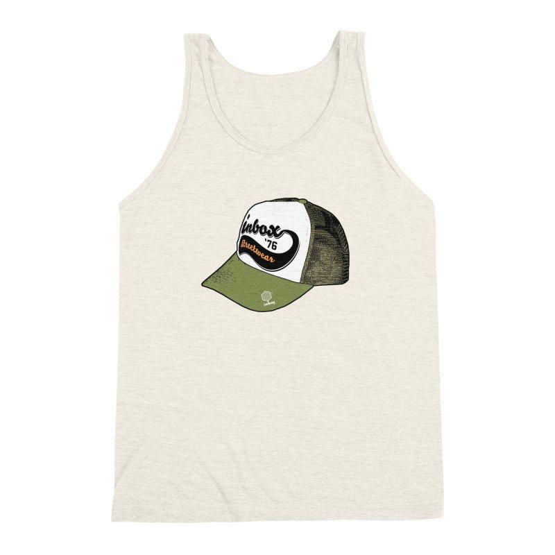 inbox army mother trucker Men's Triblend Tank by inboxstreetwear's Shop