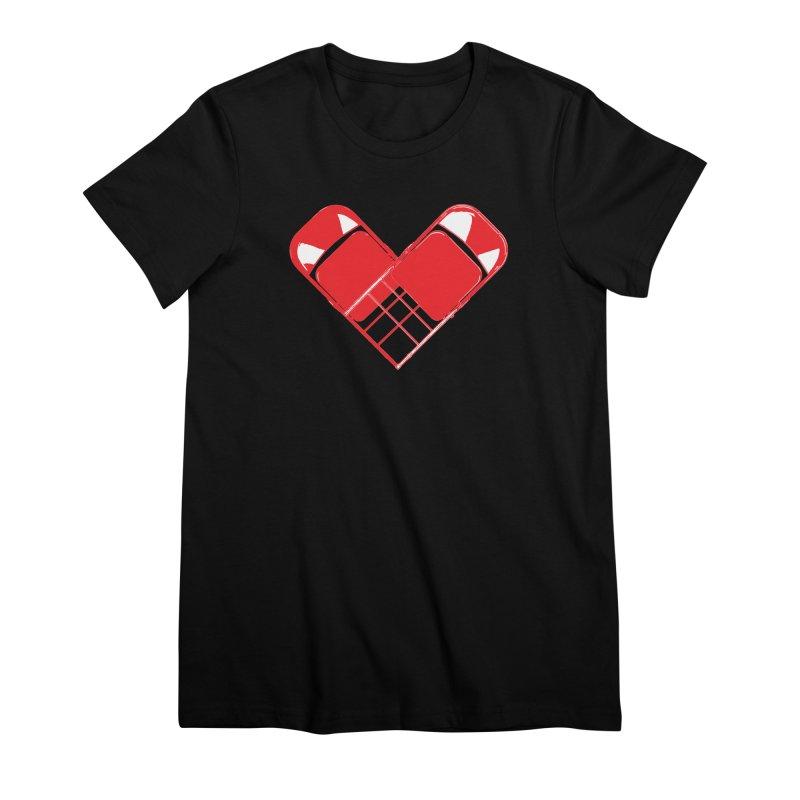 CHAIRish Women's Premium T-Shirt by inbrightestday's Artist Shop