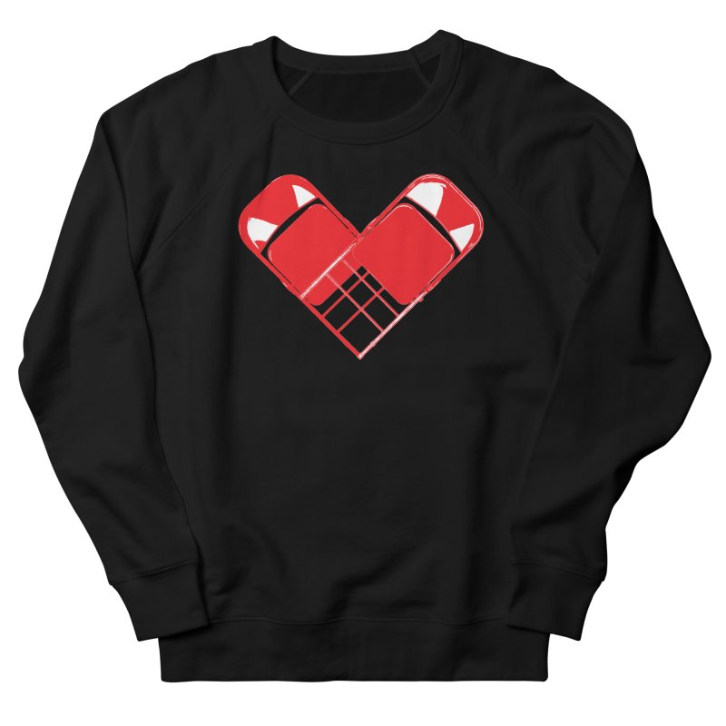 CHAIRish Women's French Terry Sweatshirt by inbrightestday's Artist Shop