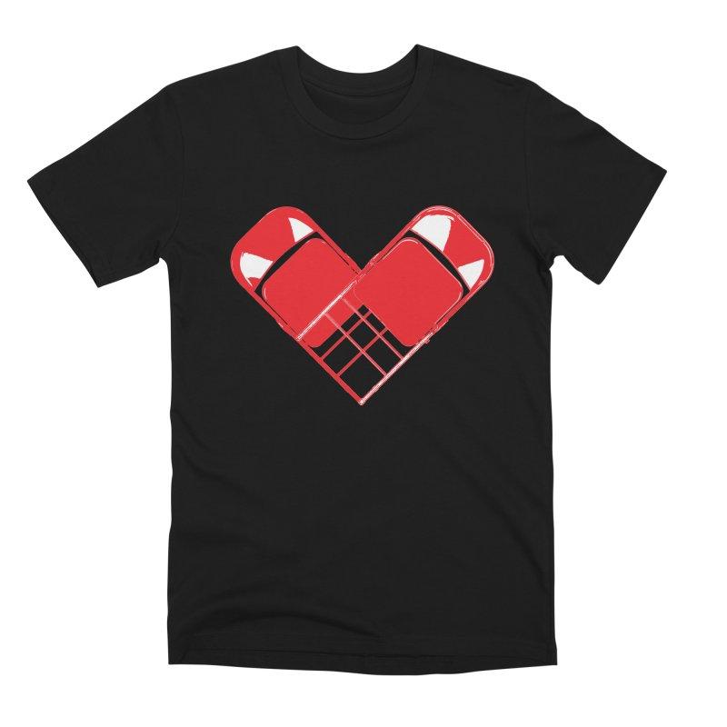 CHAIRish Men's Premium T-Shirt by inbrightestday's Artist Shop