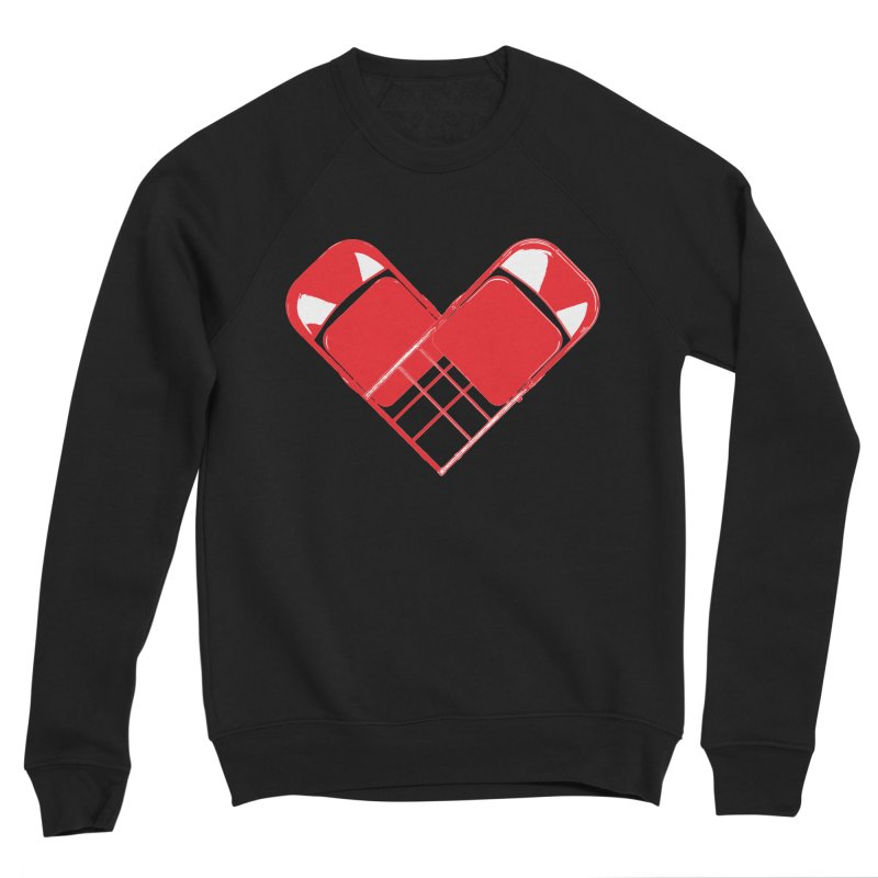 CHAIRish Men's Sponge Fleece Sweatshirt by inbrightestday's Artist Shop