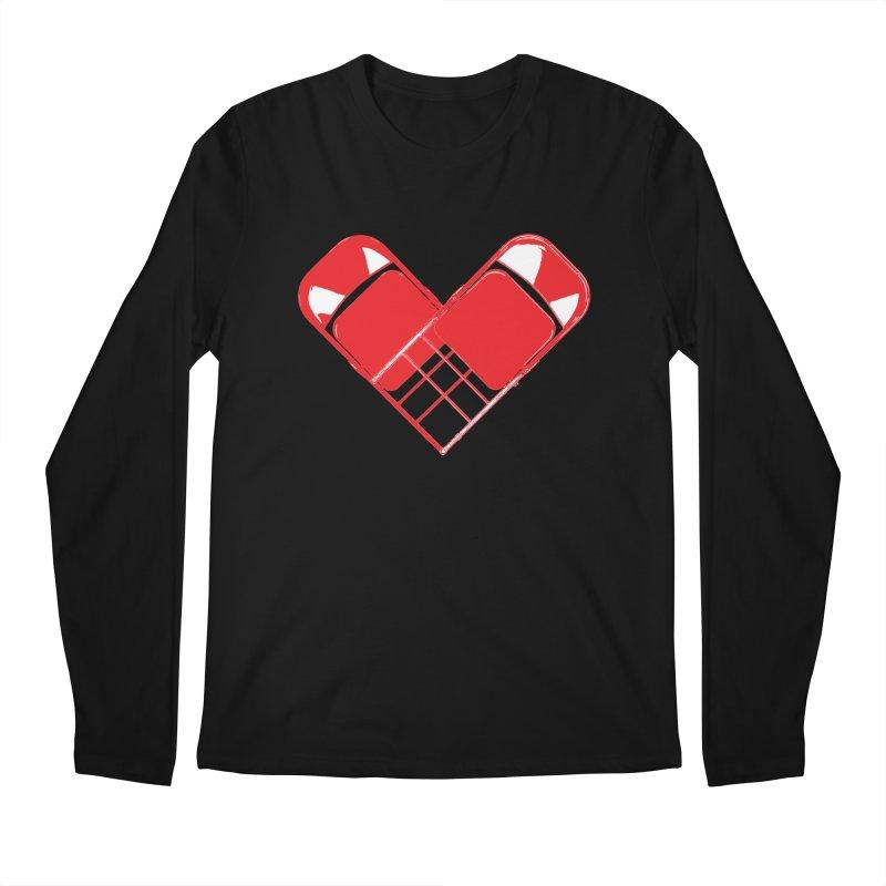 CHAIRish Men's Regular Longsleeve T-Shirt by inbrightestday's Artist Shop