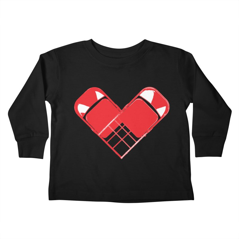 CHAIRish Kids Toddler Longsleeve T-Shirt by inbrightestday's Artist Shop