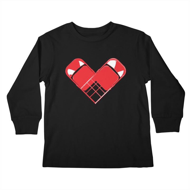 CHAIRish Kids Longsleeve T-Shirt by inbrightestday's Artist Shop