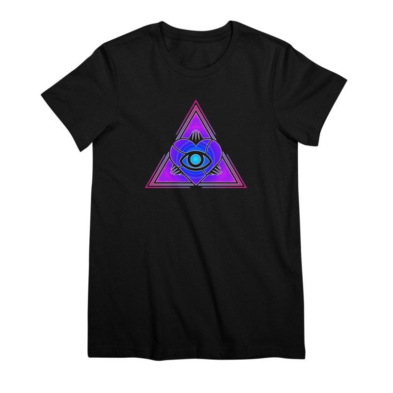 Illoveinati Women's Premium T-Shirt by inbrightestday's Artist Shop