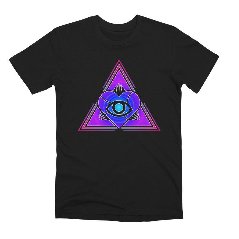 Illoveinati Men's Premium T-Shirt by inbrightestday's Artist Shop