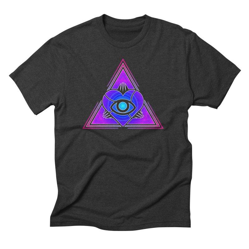 Illoveinati Men's Triblend T-Shirt by inbrightestday's Artist Shop