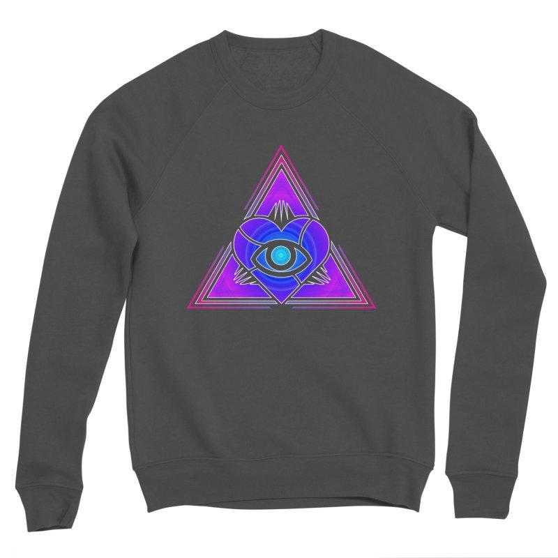 Illoveinati Men's Sponge Fleece Sweatshirt by inbrightestday's Artist Shop