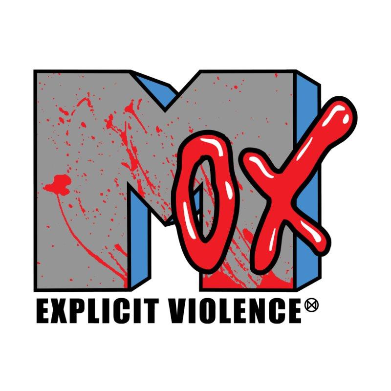 Violent Television by inbrightestday's Artist Shop