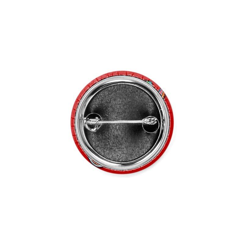 Cyclical Zero Accessories Button by inbrightestday's Artist Shop