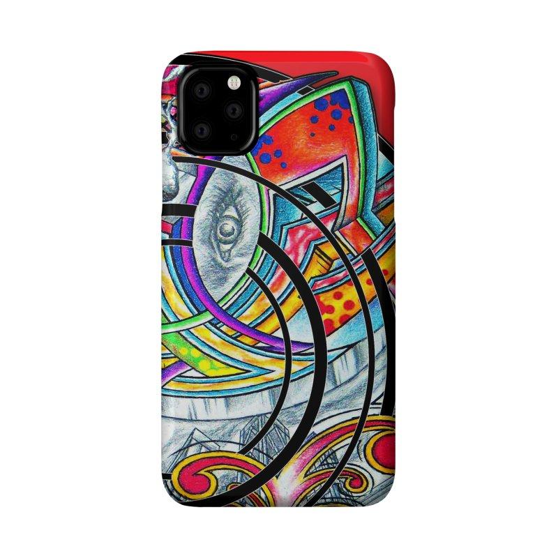 Cyclical Zero Accessories Phone Case by inbrightestday's Artist Shop