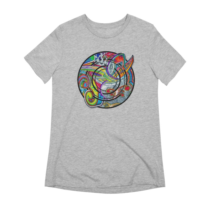 Cyclical Zero Women's Extra Soft T-Shirt by inbrightestday's Artist Shop
