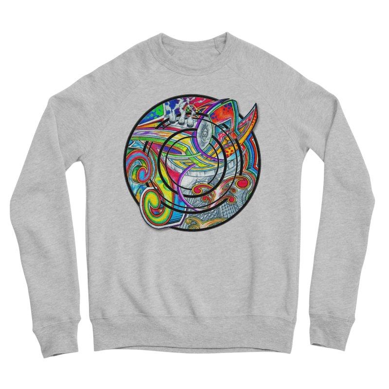 Cyclical Zero Women's Sponge Fleece Sweatshirt by inbrightestday's Artist Shop
