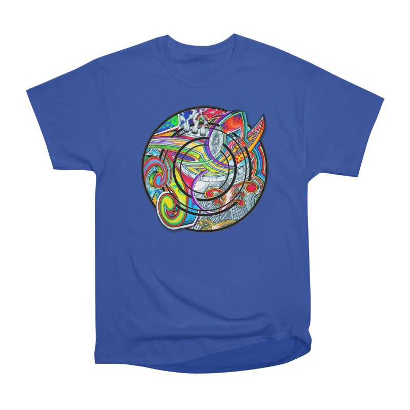 Cyclical Zero Women's Heavyweight Unisex T-Shirt by inbrightestday's Artist Shop