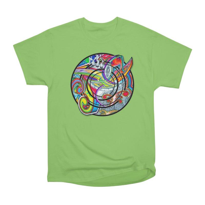 Cyclical Zero Women's Heavyweight Unisex T-Shirt by inbrightestday's Artist Shop
