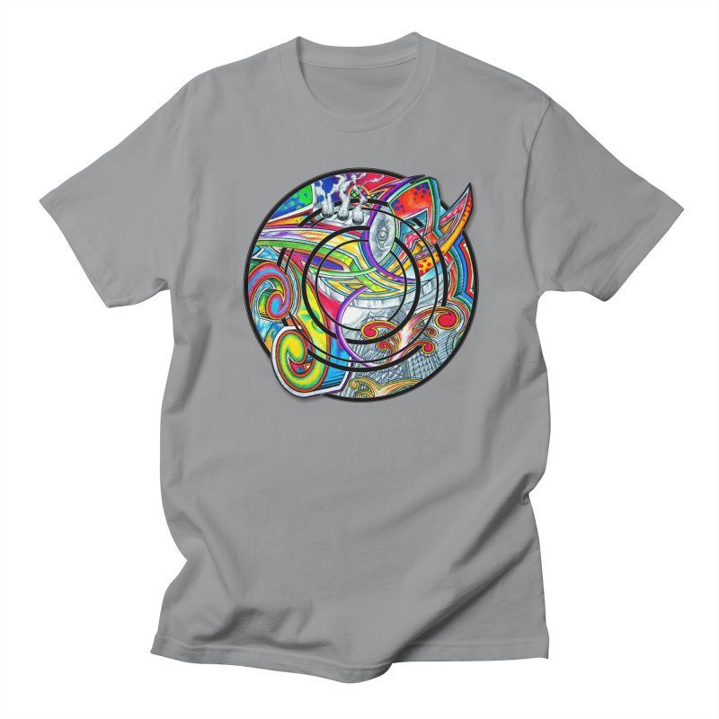 Cyclical Zero Men's Regular T-Shirt by inbrightestday's Artist Shop