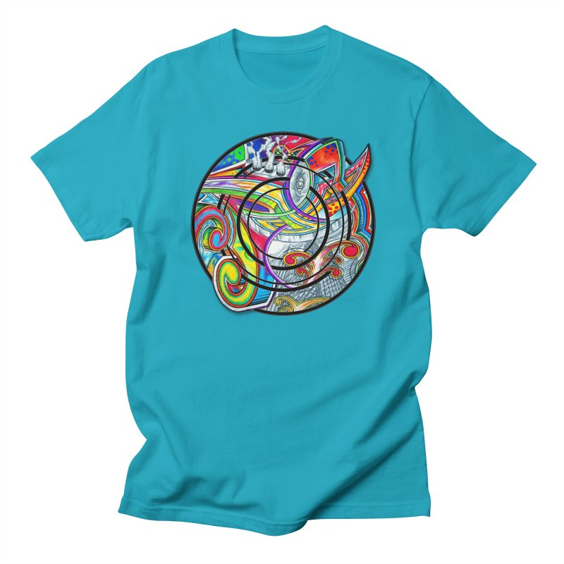 Cyclical Zero Women's Regular Unisex T-Shirt by inbrightestday's Artist Shop