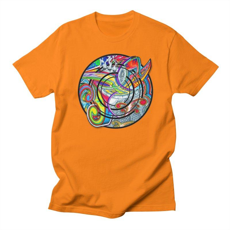 Cyclical Zero Men's Regular T-Shirt by inbrightestday's Artist Shop