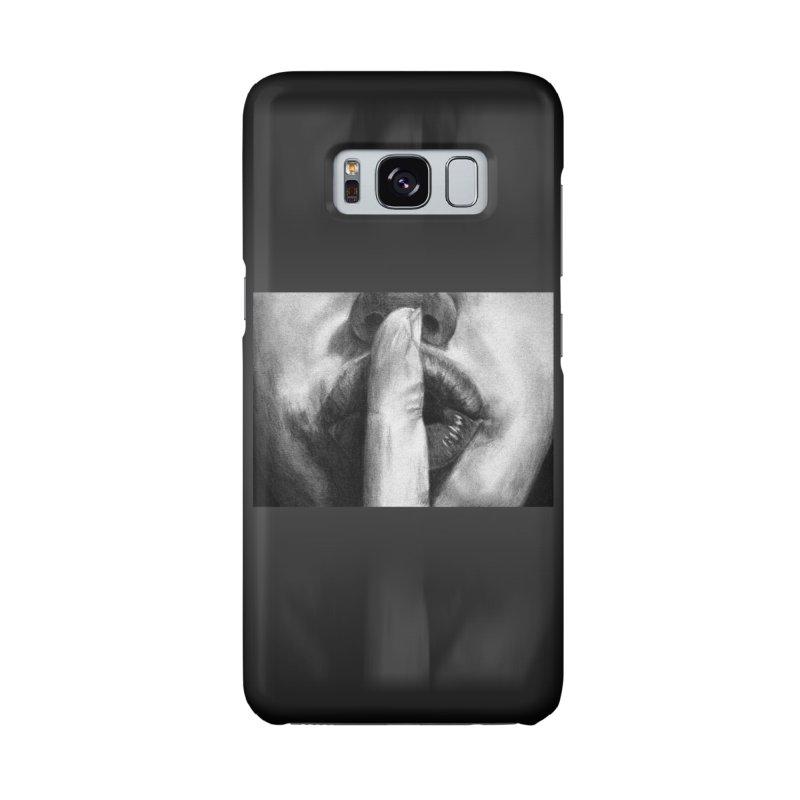 Hush Accessories Phone Case by inbrightestday's Artist Shop