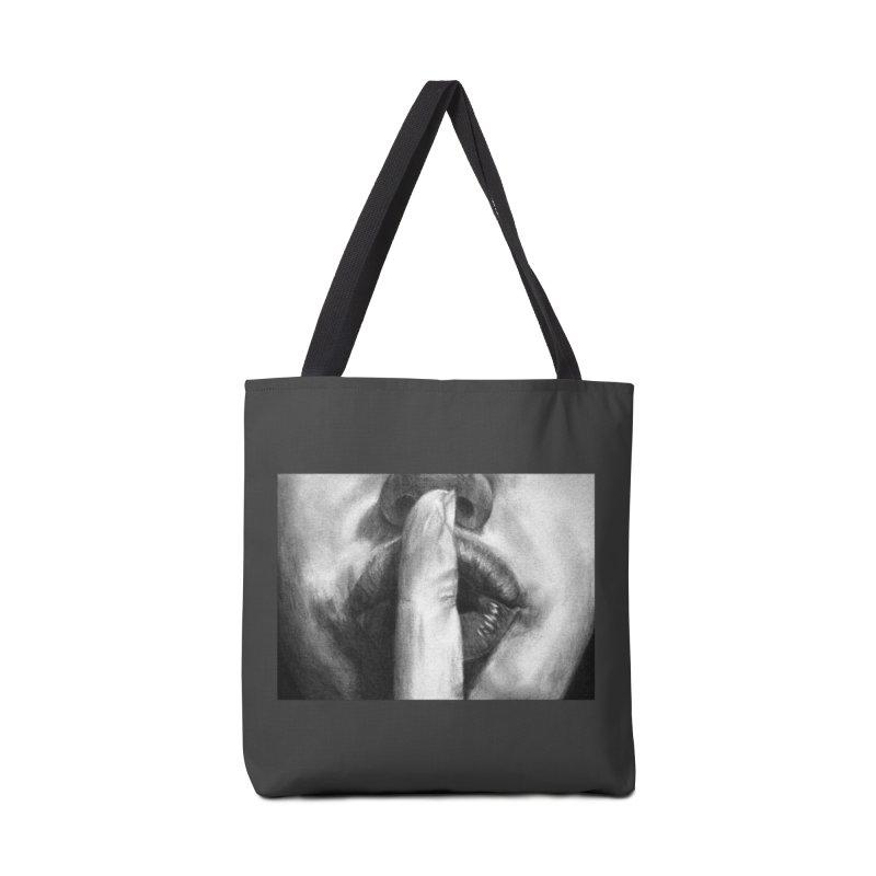 Hush Accessories Bag by inbrightestday's Artist Shop