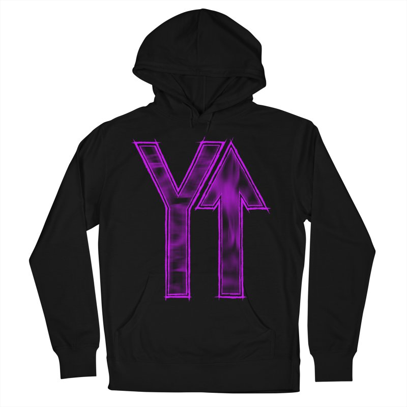 YUP!! Women's Pullover Hoody by inbrightestday's Artist Shop