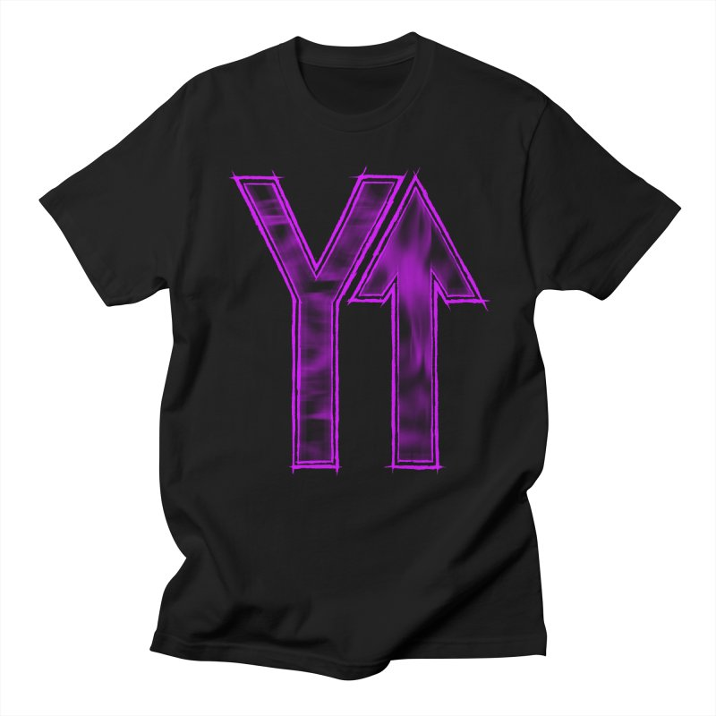 YUP!! Women's Unisex T-Shirt by inbrightestday's Artist Shop