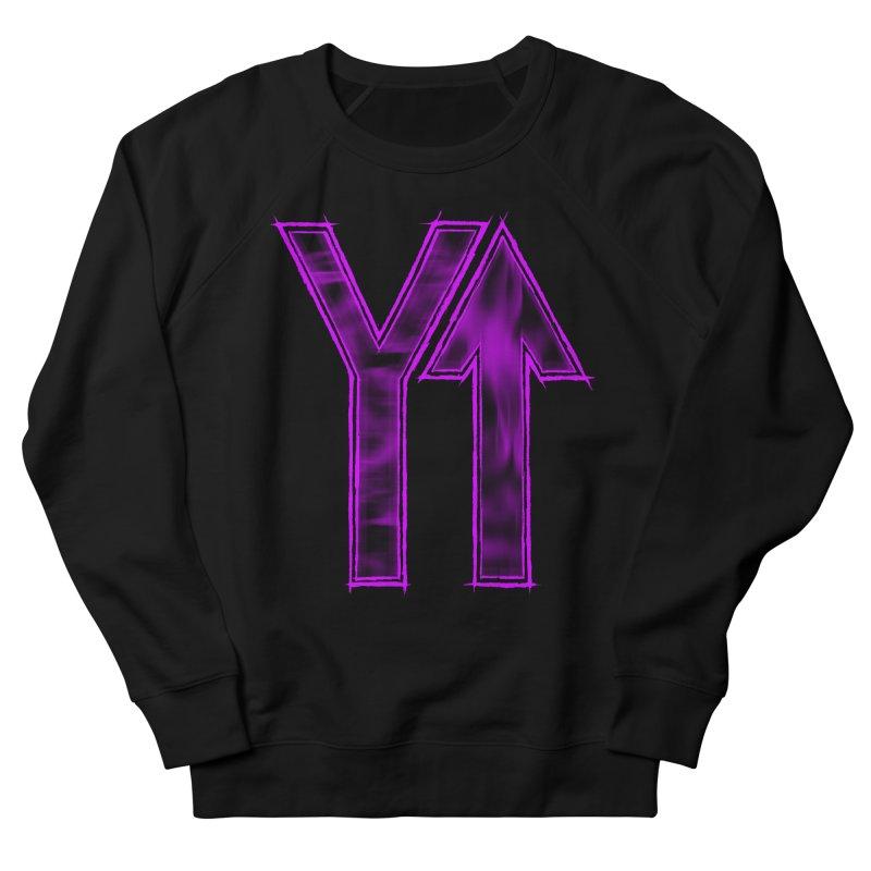 YUP!! Men's Sweatshirt by inbrightestday's Artist Shop