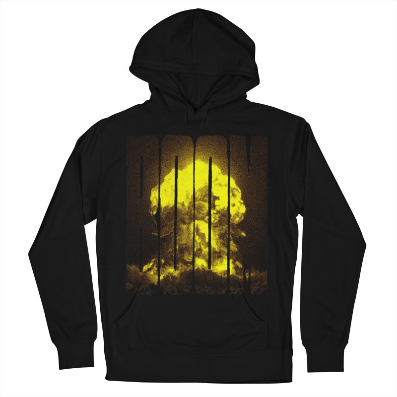 BOOM Women's Pullover Hoody by inbrightestday's Artist Shop