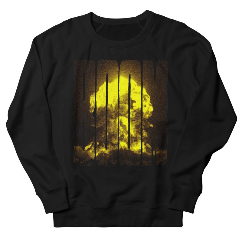 BOOM Women's Sweatshirt by inbrightestday's Artist Shop