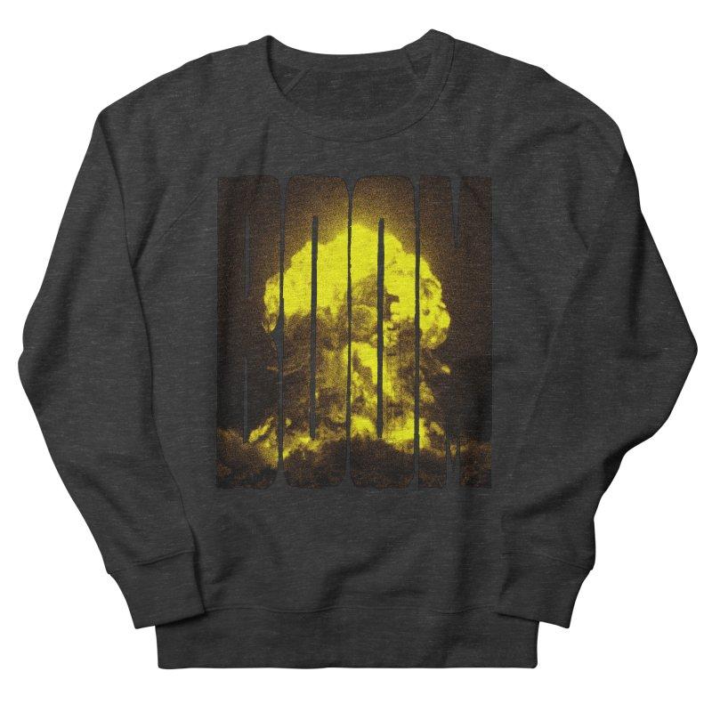 BOOM Men's Sweatshirt by inbrightestday's Artist Shop