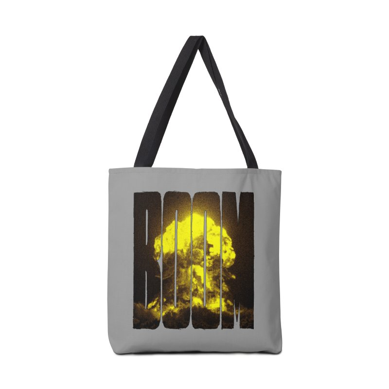 BOOM Accessories Bag by inbrightestday's Artist Shop