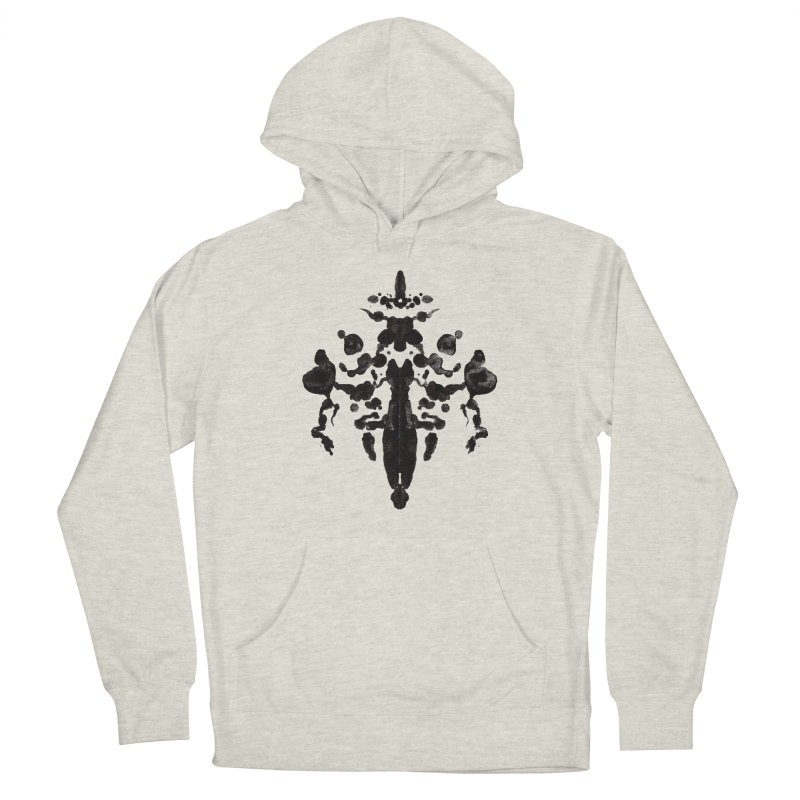 Who Watches the Rorschach Women's Pullover Hoody by inbrightestday's Artist Shop