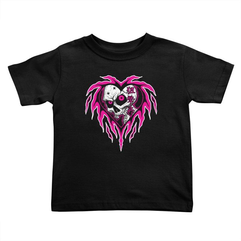Sharpshooter Kids Toddler T-Shirt by inbrightestday's Artist Shop