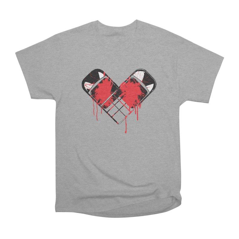 Bleeding Heart Women's Heavyweight Unisex T-Shirt by inbrightestday's Artist Shop