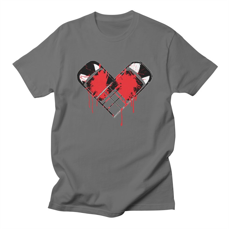 Bleeding Heart Men's Regular T-Shirt by inbrightestday's Artist Shop