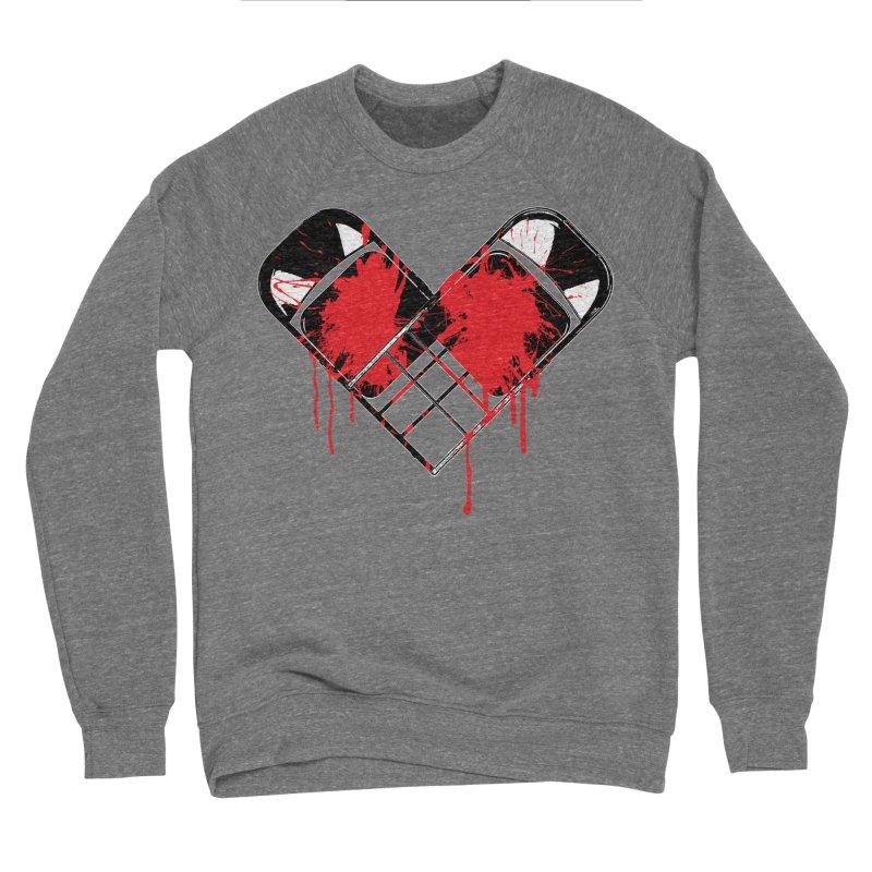 Bleeding Heart Women's Sweatshirt by inbrightestday's Artist Shop