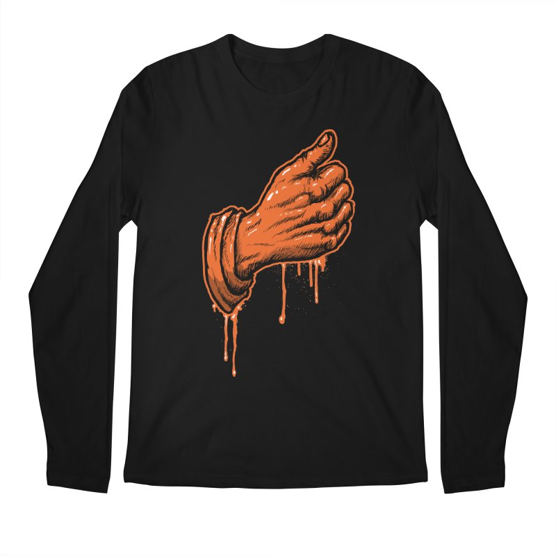 Fresh Squeezed Approval Men's Regular Longsleeve T-Shirt by inbrightestday's Artist Shop