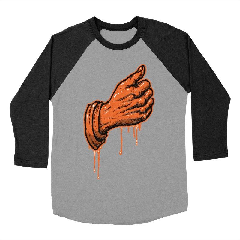 Fresh Squeezed Approval Men's Baseball Triblend Longsleeve T-Shirt by inbrightestday's Artist Shop