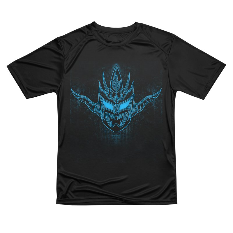 Blue Liger Men's Performance T-Shirt by inbrightestday's Artist Shop