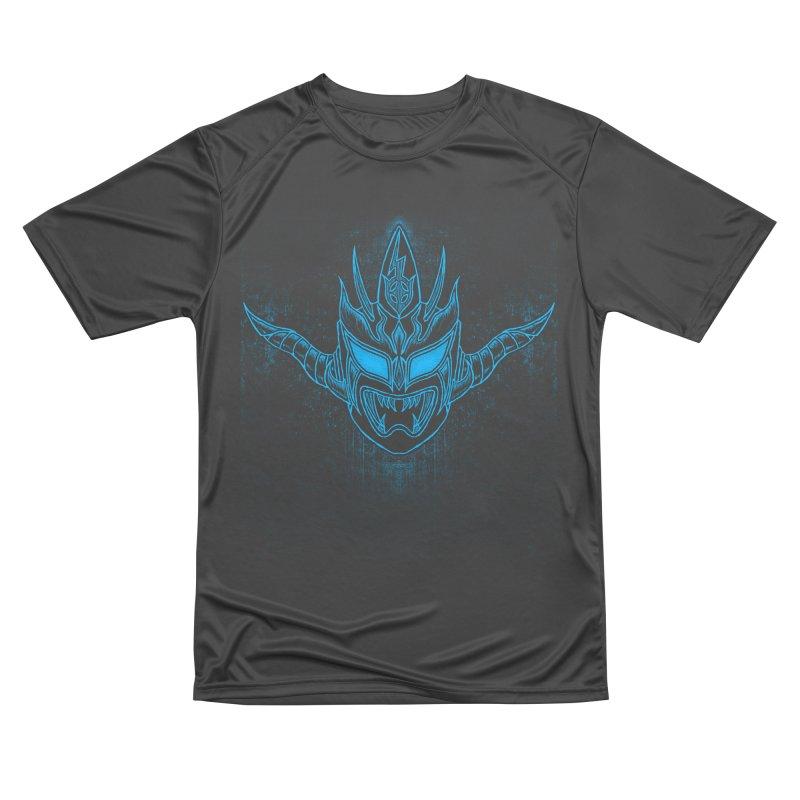 Blue Liger Women's Performance Unisex T-Shirt by inbrightestday's Artist Shop