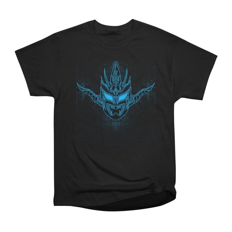 Blue Liger Men's T-Shirt by inbrightestday's Artist Shop