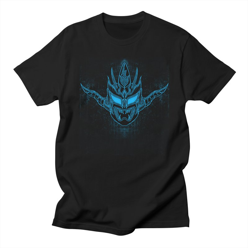 Blue Liger Men's T-Shirt by inbrightestday's Artist Shop